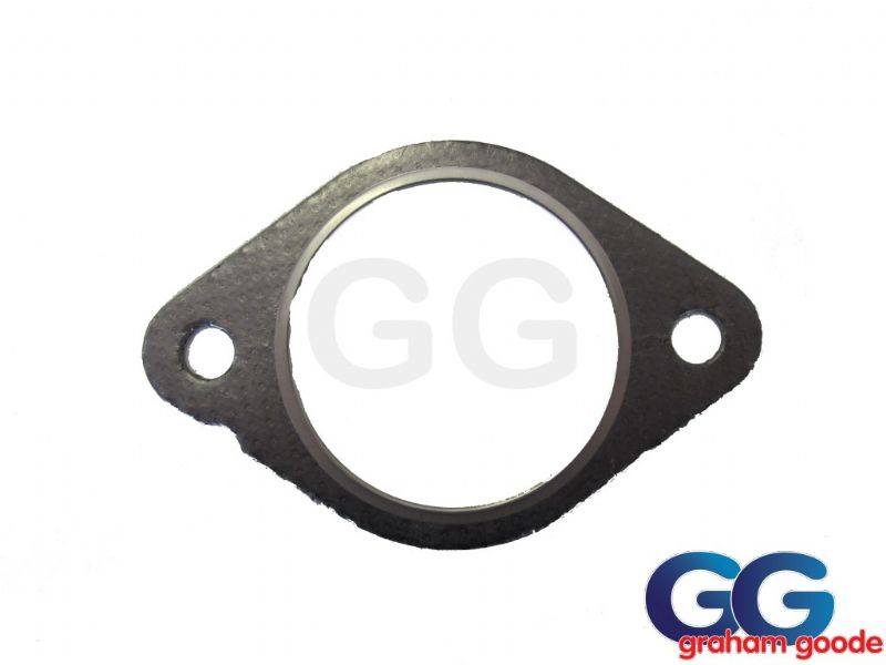 "Impreza Turbo Back Box Rear Exhaust Gasket 2 Bolt Hole 2.5"" Classic & New Age All GGS677"